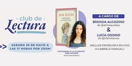 Club de Lectura - Edición Mayo (Jane Austen) tickets