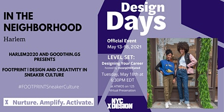 LEVEL SET:  Designing Your Career hosted by Incorp[HER]ated at ATMOS on 125 tickets