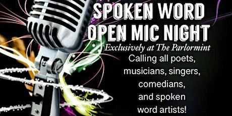 Anniston Vibes Spoken Word Open Mic Night! tickets