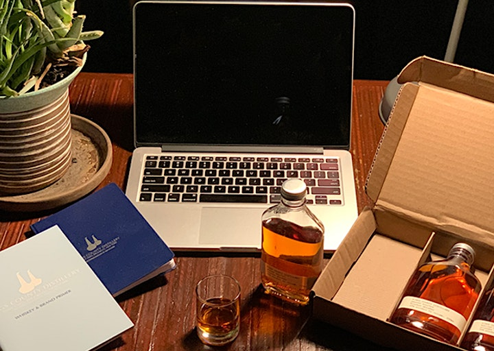 WHISKEY TASTING:  A Virtual Special Event image