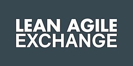 Lean Agile Exchange 2021 tickets