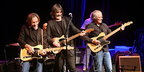 Masters of the Telecaster LIVE at Bearsville Theater - MORE TICKETS RELEASED! tickets