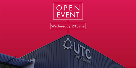UTC Oxfordshire Open Event tickets