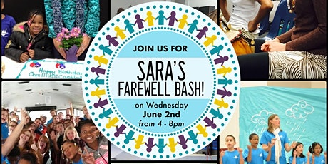 Sara's Farewell Bash! tickets
