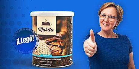 Llegó a la Argentina el nuevo Café Marita 6.0, el Café de la Felicidad boletos