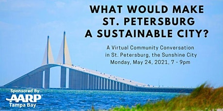What would make St. Petersburg a Sustainable City? tickets