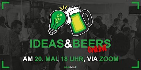 Ideas & Beers Online Tickets
