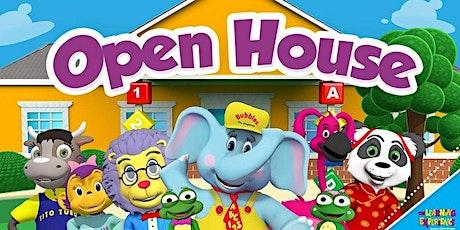 Summer of Imagination OPEN HOUSE tickets