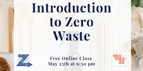 Introduction To Zero Waste tickets