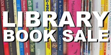 Eaton Library Summer Booksale tickets