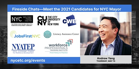 Mayoral Candidate Fireside Chat: Andrew Yang tickets