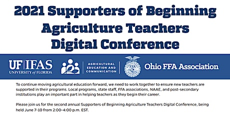 Supporters of Agriculture Teachers Digital Conference tickets