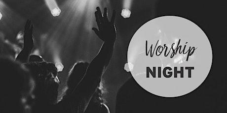 Worship & Prayer Night tickets