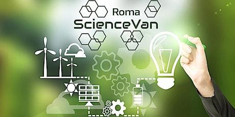 ROMA SCIENCE VAN 2021 - Ricarica biglietti