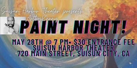 Paint Night! tickets