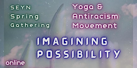 Yoga and Antiracism Movement - Imagining Possibility tickets