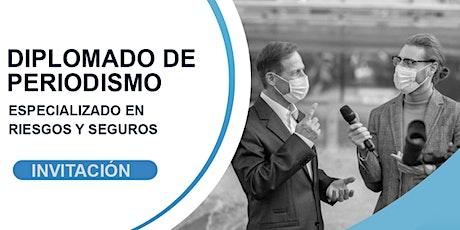 Diplomado Especializado en Riesgos y Seguros 2021- Epidemiología Básica tickets
