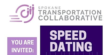 TRANSPORTATION SPEED DATING tickets