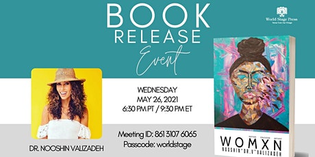 Book Release Event: WOMXN by Dr. Nooshin Valizadeh tickets