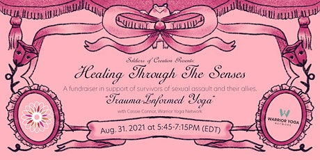 Trauma-Informed Yoga (w/ Cassie Connor from Warrior Yoga Network) tickets