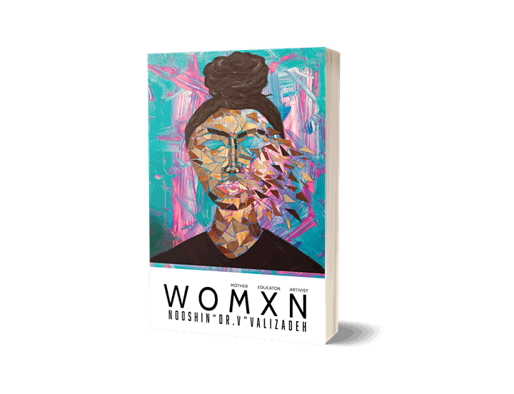 Book Release Event: WOMXN by Dr. Nooshin Valizadeh image