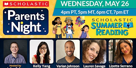 Scholastic Parents Night: The Power of Summer Reading tickets