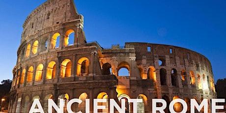 Virtual Tour: Ancient Rome biglietti