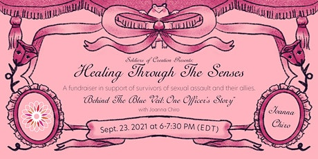 Behind the Blue Veil: One Officer's Story (w/ Joanna Chiro) Tickets