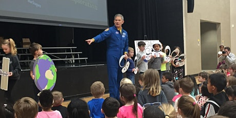 Interview with an Astronaut:  Col. Paul Lockheart Tickets