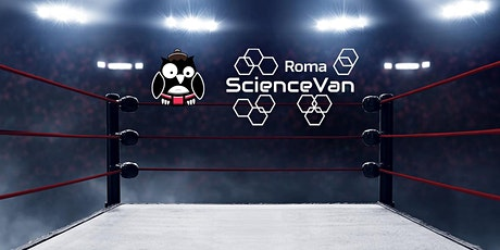 ROMA SCIENCE VAN 2021 - Sumo Science biglietti