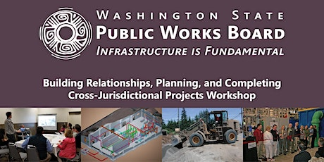 Building Relationships: Planning & Completing Cross-Jurisdictional Projects tickets