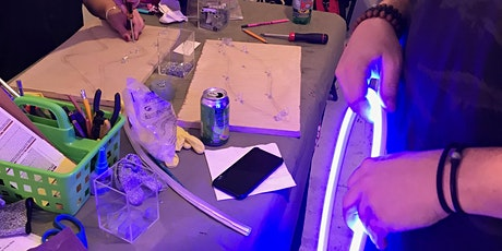 NEON Style SIGN MAKING (Sustainable Energy) tickets
