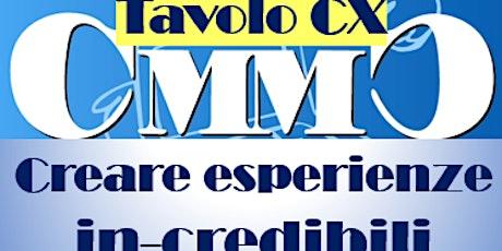 Creare Esperienze in-Credibili biglietti