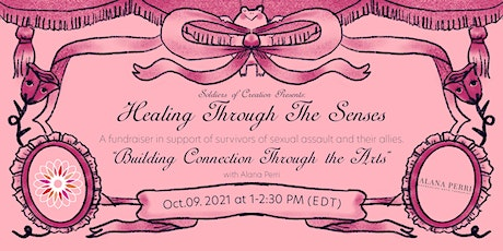 Building Connection Through the Arts (w/ Alana Perri, EXAT) tickets