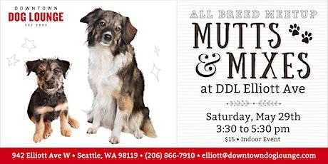 Mutts & Mixes Dog Meetup at DDL Elliott - All Breeds tickets