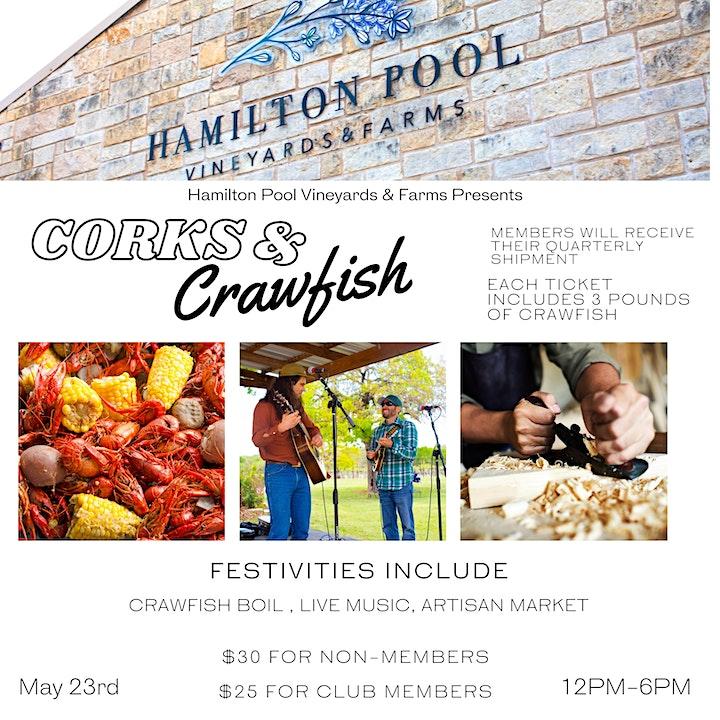 Corks & Crawfish image