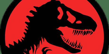 Free Online Kids Zoom Session - Jurassic World Games Night! tickets