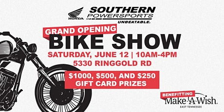 Southern Honda Bike Show tickets