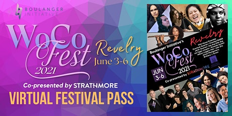 WoCo Fest 2021: Festival Pass (Days 1-3) tickets
