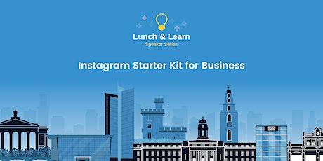 Instagram Starter Kit for Business tickets
