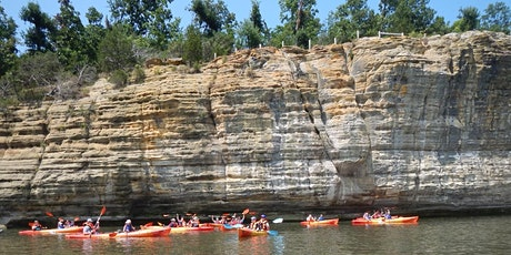 Starved Rock Guided Kayak Tour MUST BOOK ON KAYAKMORRIS.COM tickets