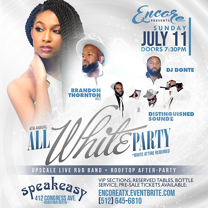 Encore All-White Party    7.11 image