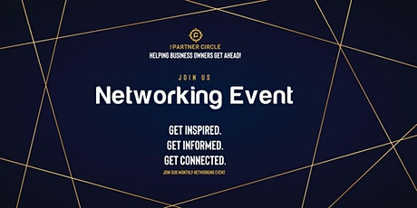 The Partner Circle Monthly Networking Event tickets
