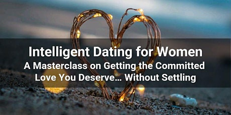 Washington DC INTELLIGENT DATING FOR WOMEN tickets