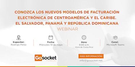 Nuevos modelos de Facturación Electrónica de Centroamérica y El  Caribe entradas