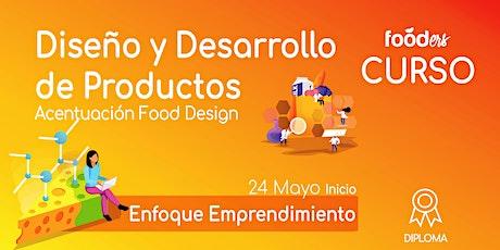 Diseño y Desarrollo de Productos Food Design  Enfoque Emprendimiento entradas