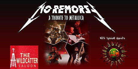 No Remorse: A Tribute to Metallica with Alyson Chayns tickets