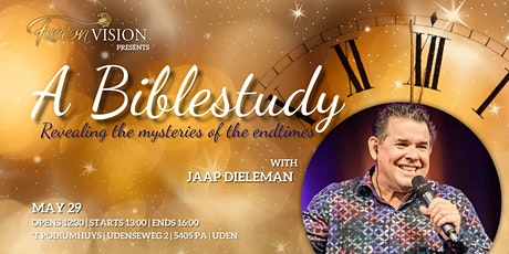 Bible Study: Revealing the mysteries of the endtimes tickets
