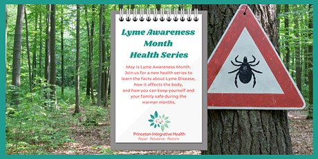 Lyme Awareness Month Health Series tickets