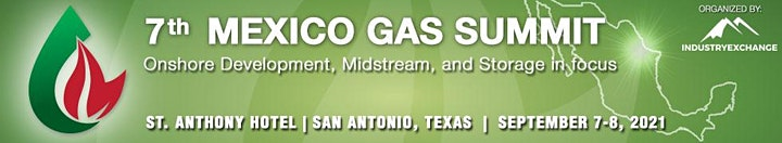 7th Mexico Gas Summit 2021 - San Antonio image
